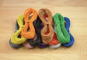 A22025 LAYOUT WIRE WHITE
