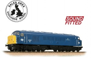 32-685SDSF CLASS 45/0 Royal Tank Regiment 45041 (Soundfitted)