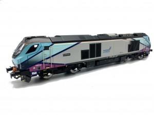 4D-022-018 Class 68 032 'Destroyer' Transpennine Express TPE Livery Diesel Locomotive