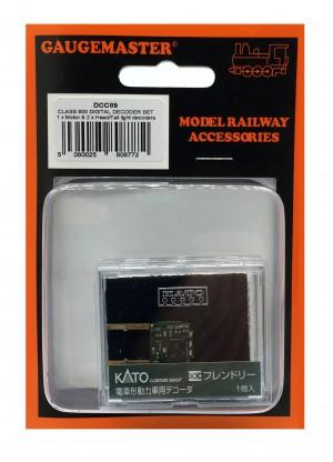 DCC89 Kato Class 800 Digital Decoder Pack.