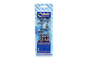 DCP-CBSRD Cobalt iP Analogue and Omega Switch Pack with LEDs (RED)