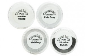 DCW-GRY WEATHER POWDER SHADES OF GREY
