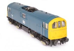 DJMOO71-004 CLASS 71 BR BLUE FULL YELLOW