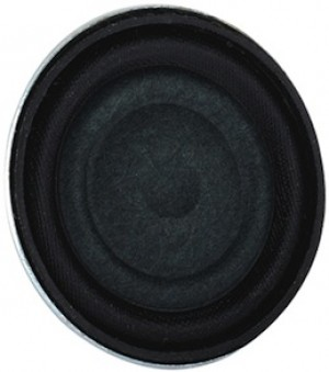 DSS221 Speaker, paper cone, 8ohm, 1.5W, 28mm diameter