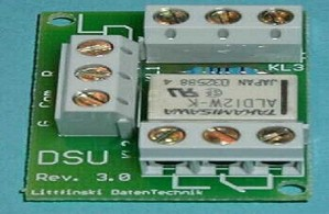 DSU Polarity reverser