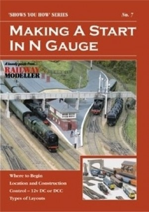 SYH7 MAKING A START IN N GAUGE BOOKLET