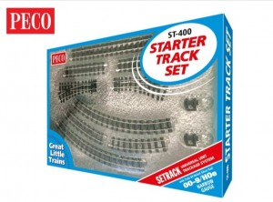 ST400 SETRACK 00-9 START SET
