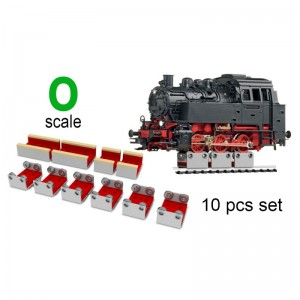 RR-O-06 O GAUGE ROLLERS & CLEANERS X6