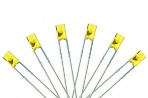 LED-PWF3 3MM T1 PROTOWHITE LED