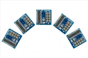 DCC-218.6-3 21 TO 8 PIN ADAPTER 3 PACK