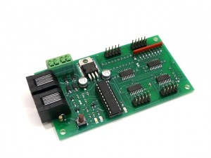 SIC24AD SWITCH AND INDICATOR CONTROLLER