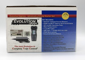 EVOX DIGITRAX EVOLUTION EXPRESS UK