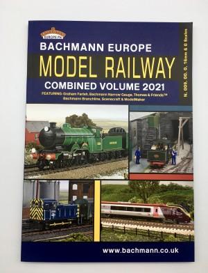 36-2021 Bachmann Model Railway Combined Volume 2021