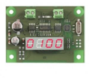 LRC120 RAILCOM ADDRESS DISPLAY
