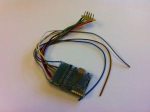 MX634R DECODER 8 PIN