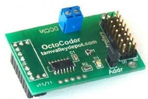 OCD001 OCTOCODER DCC ADD ON DECODER