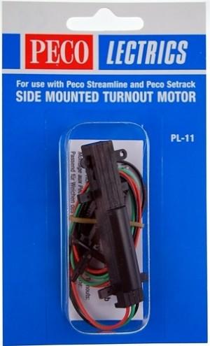 PL11 SIDE MOUNTING TURNOUT MOTOR