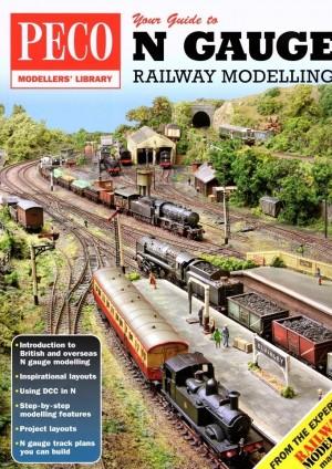 PM204  N GAUGE RAILWAY MODELLING