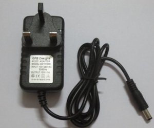 PS120007 DC POWER SUPPLY 20V 0.7A
