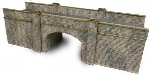 PN147 N SCALE RAILWAY BRIDGE IN STONE