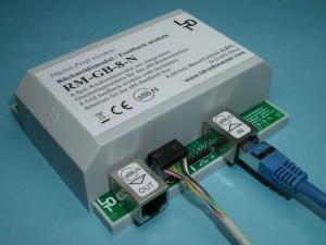 RM-GB-8-N-G ECOS FEEDBACK MODULE CASED