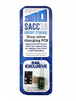 SACC16 STAY ALIVE CHARGING CIRCUIT