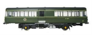 SC79970 PARK ROYAL RAILBUS GREEN