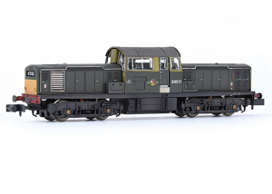 E84508 CLASS 17 BR GREEN WEATHERED D8511