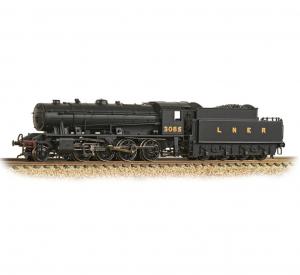372-428 WD AUSTERITY LNER BLACK