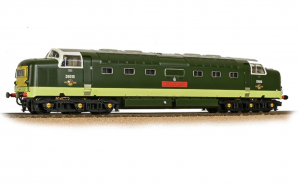 32-529C Class 55 D9010 'The King's Own Scottish Borderer' BR Grn SYP