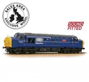 32-775TLDS CLASS 37/4 RAIL CELEBRITY SOUND FITTED