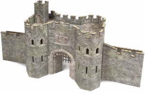 Castle Gate House OO Gauge