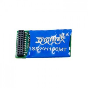 SDXH186MT Premium 16-Bit SoundFX Mobile Decoder with 21MTC interface