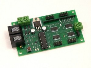 SRC16 Switch and Route Controller