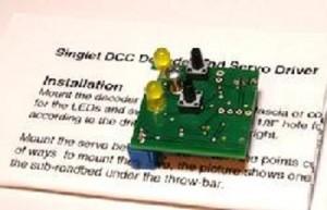 SSD002 SINGLET ACCESSORY DECODER