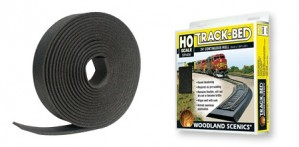 ST1474 HO SCALE TRACK BED
