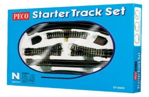 ST300 N Starter Track Set