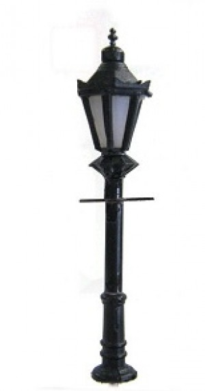 TSV250 TRAINSAVE N GAUGE GAS STREET LAMP