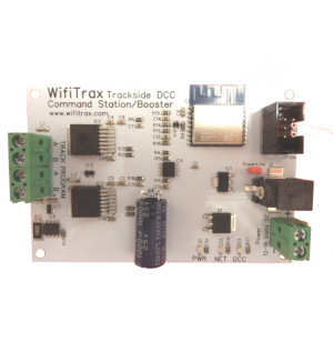WFD-27 5A Wi-Fi/DCC Trackside Command Station/Booster