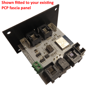 WFD-31 NCE PCP/UTP Cab Bus Wi-Fi Interface