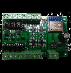 Wifi Trax WFG-80 8-Way Wi-Fi Lighting and General Purpose Controller