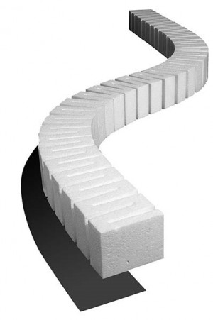 """ST1408 RISERS 2"""" (4 PACK)"""