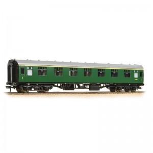 39-153D BR Mk1 FK First Corridor (SR) Green