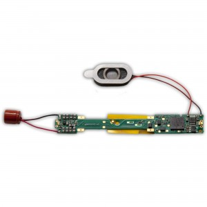 SDN144A0 1 Amp N Scale Board Replacement Mobile/SoundFX/Function Decoder for Atlas N Scale GP38 and similar locos