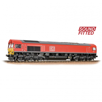 32-734BSF Class 66/0 66117 DB Cargo Soundfitted