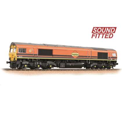 32-739SF CLASS 66/4 FREIGHTLINER SOUND