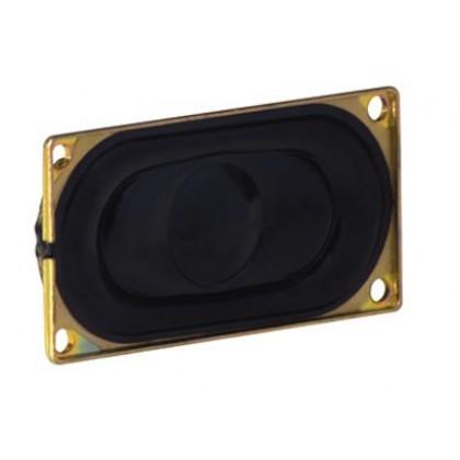 DSS224 Speaker, rectangular, 4ohm, 3W, 40x20mm