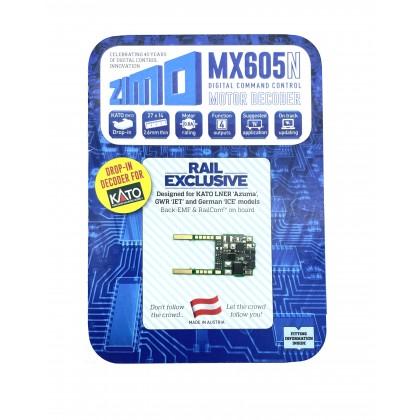 MX605N (EM13) Drop In Decoder For Kato