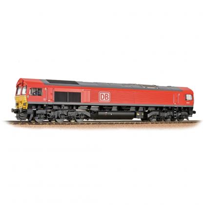 32-734B Class 66/0 66117 DB Cargo