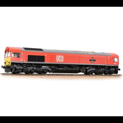 32-734C Class 66/0 66100 'Armistice 100 1918-2018' DB Cargo